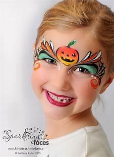 kinder hexe schminken kinderschminken bei der preisgekr 246 nten facepainterin und