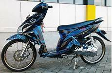 Modifikasi Motor Vario Lama by Vario Airbrush Modifikasi Kumpulan Modifikasi Motor