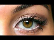 Schönes Augen Make Up - mein alltags make up schnell und einfach