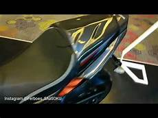 Modifikasi Cb150r 2018 by Modifikasi New Honda Cb150r Facelift 2018