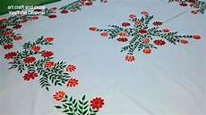 New Bed Sheets Design I Embroidery Designs
