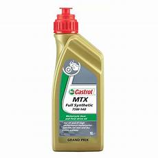 castrol mtx synthetic 1 liter sae 75w 90 zupin shop