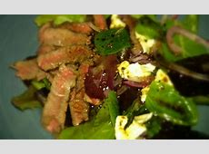 No Cook Roast Beef Salad With Goat Cheese and Balsamic image