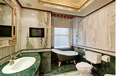 Green Marble Tile Bathroom