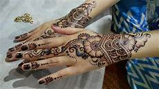 Henna Kaki Makedes Wallpaper Img