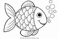 Malvorlage Fisch Mit Schuppen Ausmalbilder Fische Kostenlos Ausdrucken Mit Bildern
