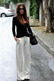1001 Id 233 Es Pour Une Tenue Avec Pantalon Blanc Fantastique