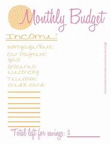 money worksheets 2343 free budget printable there is something left for saving budget printables