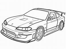 Malvorlagen Auto Tuning Coloring Pictures Sports Cars Car Drawings Cool Car