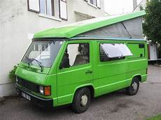 Troc Echange Mercedes Mb 100 Westfalia Cing Car