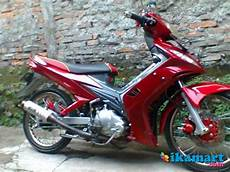 Modifikasi Motor Jupiter Mx 2009 by Jual Yamaha Jupiter Mx Modifikasi Tahun 2009 Motor Bekas