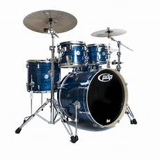 pdp maple concept pdp drums concept maple 22 cm5 shell pack blue strata at gear4music