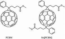 p7cbm structure of pcbm and bispcbm scientific diagram