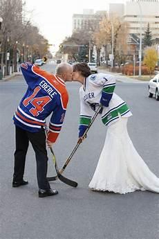 hockey wedding ideas score cool wedding style with hockey inspired details