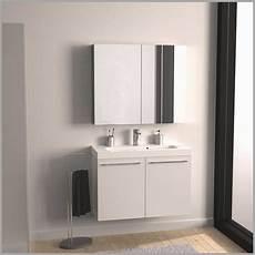 meuble haut salle de bain avec miroir leroy merlin