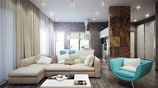 Open Apartments That Make Creative Use Of Texture And Patternhome Designing