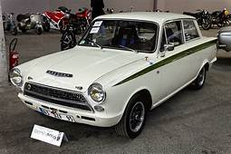Net Cars Show Ford Lotus Cortina Mk1 1963 66