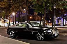 Fiche Technique Rolls Royce Wraith V12 2020