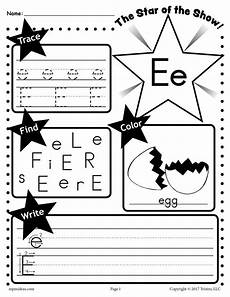 free worksheets letter e 24617 letter e worksheet tracing coloring writing more supplyme