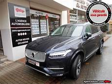 volvo xc90 inscription luxe volvo xc90 d5 225 cv inscription luxe 7p occasion saverne pas cher voiture occasion bas rhin