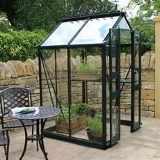 serre de jardin 1 95m 178 en verre horticole birdlip verte