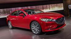 2018 mazda6 debuts with more powerful turbocharged engine