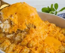 schnelle einfache rezepte easy dinner recipes for family tatertot casserole