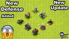 coc update 2018 clash of clans with boom 2018 android coc new