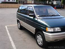 how it works cars 1995 mazda mpv electronic throttle control 1995 mazda mpv minivan specifications pictures prices