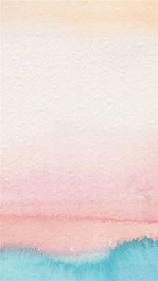 Iphone Lock Screen Watercolor Wallpaper by Blue Pink Blush Watercolour Texture Iphone Wallpaper Phone