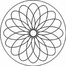 Malvorlage Blumen Mandala Mandala Blumen Gratis Malvorlage F 252 R Kinder Und