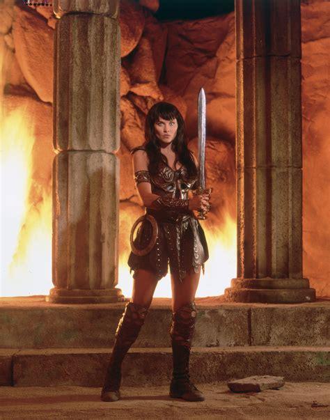 Xena Warrior Princess Sexy