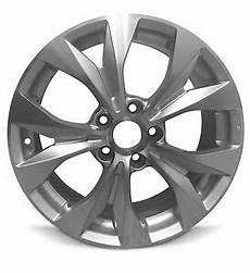 road ready 17x7 inch replacement aluminum wheel rim for