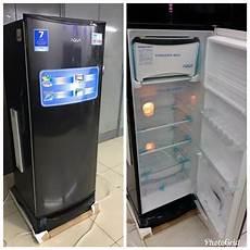 jual kulkas 1 pintu aqua aqr 190 murah free ongkir depok kota depok utama elektronik depok