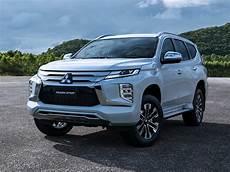 2020 mitsubishi vehicles 2020 mitsubishi montero sport gets mid facelift
