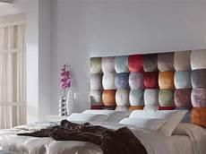tete de lit en tissu t 234 te de lit garnie en tissu style patchwork mod venezia