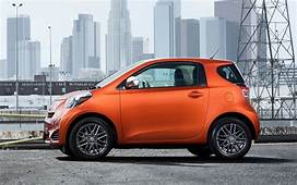 Toyota Reveals Plans For Electric Scion IQ 21 New Hybrids