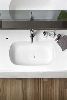 sanitari in corian top in corian 174 con lavabo moode