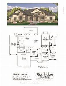 rambler house plans with bonus room traditional rambler home plan with bonus room in 2020