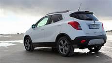 Essai Vid 233 O Opel Mokka Bonne D 233 Gustation