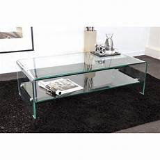 table basse design en verre tables basses tables et chaises table basse design side