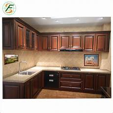 solid wood kitchen furniture china high quality luxury pvc door high glossy lacquer