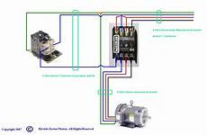 Industrial Compressor 3 Phase Wiring Diagram by Wiring A 3 Phase Motor Starter Impremedia Net
