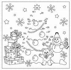 Ausmalbilder Zahlen Weihnachten Ausmalbild Malen Nach Zahlen Malen Nach Zahlen
