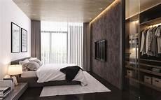 Schlafzimmer Begehbarer Kleiderschrank - kleiderschrank hinter glas schiebet 252 ren im schalfzimmer