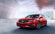 2020 acura tlx offers four new premium colors