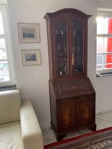 kommode vitrine antik kommode mit vitrine kaufen auf ricardo
