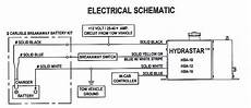 wiring diagrams for hydrastar electric over hydraulic trailer brake actuators etrailer com