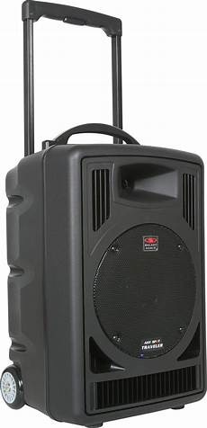 Maiha M008 Units Portable Wireless by Galaxy Audio Tv8 Traveler Speaker Pa System