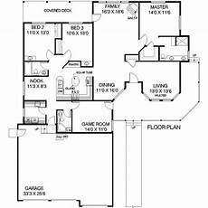 e plans ranch house plans ranch style house plan 3 beds 3 baths 2110 sq ft plan